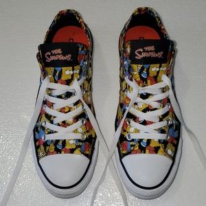 Converse Bart Simpson Limited Sneakers